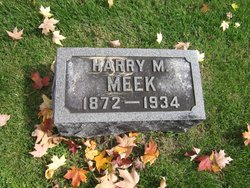 Harry Myrtle Meek