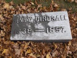 Henry Birdsall
