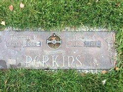 Frances Elizabeth <i>Bair</i> Perkins