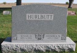 Winnie Belle <i>Hamilton</i> Hurlbutt
