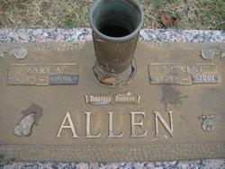 Frederick Eugene Gene Allen