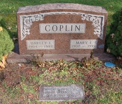 Harley L Coplin