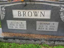 Bennie T. Brown