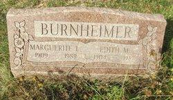 Edith M. Burnheimer