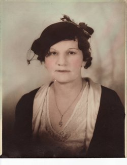 Hattie Mae Bonnie <i>Burns</i> Brown