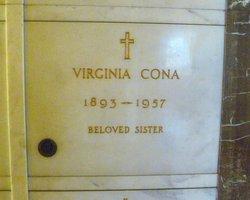 Virginia <i>Ringo</i> Cona