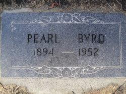 Pearl <i>Grumer</i> Byrd
