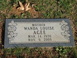 Wanda L. <i>Davidson</i> Agee