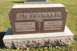 John William McDonald