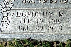 Dorothy Mae <i>Hamilton</i> Mosbarger