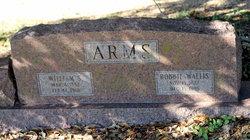 Robbie <i>Wallis</i> Arms