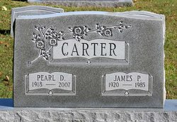 James Paulette Carter