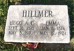 Emma Augustine <i>Schmoeckel</i> Hillmer