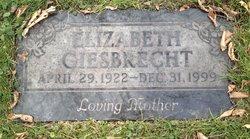 Elizabeth Kehler <i>Wieler</i> Giesbrecht