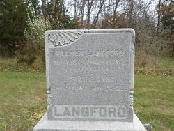 Anna Joe <i>Cable</i> Langford