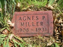 Agnes P. Miller