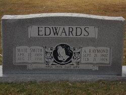 A Raymond Edwards