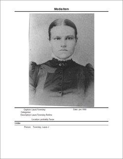 Martha Lou Mattie <i>Townsley</i> Cowan