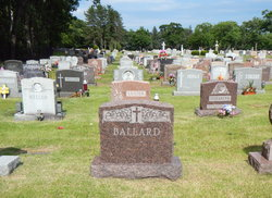 Alice Victoria <i>Tessier</i> Ballard