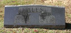 Ulysses D. Ales