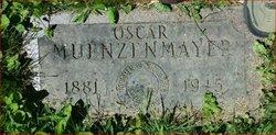 Oscar Eugene Muenzenmayer