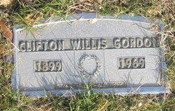 Cliffton W Gordon