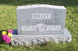 Jessie L <i>Inman</i> Dilley