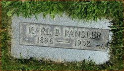 Karl Burley Pansler