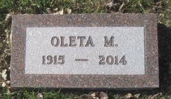 Oleta M. <i>Howard</i> Elliott