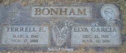 Elva <i>Garcia</i> Bonham
