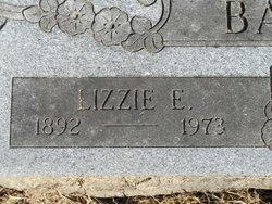Elizabeth Ellen Lizzie <i>Popejoy</i> Barber