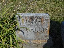 Henrietta <i>Scott</i> Bellis