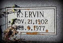 Rufus Ervin Luckey, Sr