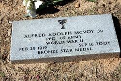 Alfred Adolph McVoy, Jr