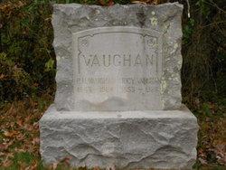 Pricie <i>Borders</i> Vaughn
