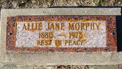 Allie Jane <i>Brown</i> Morphy