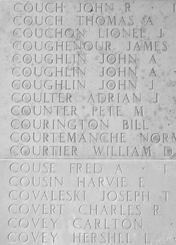 SSgt John A Coughlin