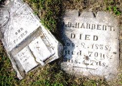 Joseph Bayley Harbert