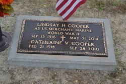 Catherine <i>Johnson</i> Cooper