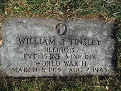 Pvt. William J. Tinsley