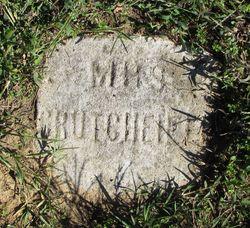 Mrs Crutchfield