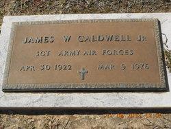 James William Caldwell, Jr