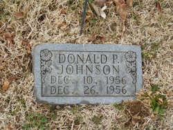 Donald Paul Johnson