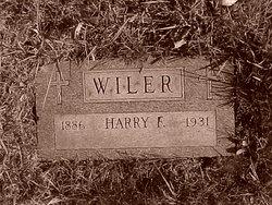 Henry Frank Wiler