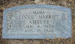 Linnie Harriet <i>Smith</i> Amyett