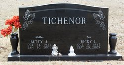 Ricky L Tichenor