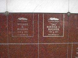 Bertha L. Sal <i>Shell</i> Bugher