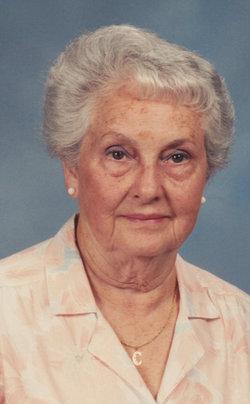 Catherine Mae <i>Mount</i> Brown
