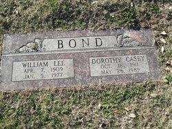 Dorothy <i>Casey</i> Bond
