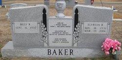 Elfreda <i>Reeves</i> Baker